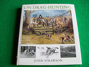 Details about On Drag Hunting John Strawson Hardcover