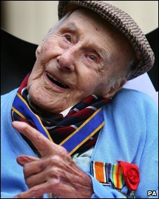 Oudste WW1-veteraan (113) overleden