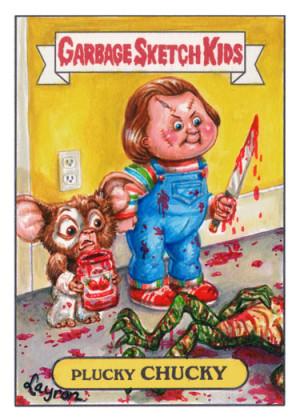 Plucky Chucky [Child's Play x Gremlins x Garbage Pail Kids]