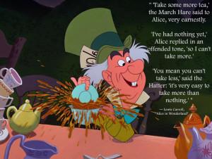Alice in Wonderland (Quote 2) - Alice In Wonderland...