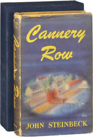 Cannery Row (First Edition, First Issue)