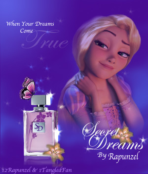 Tangled ♥ Secret Dreams by Rapunzel ♥