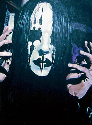 Joey Jordison Slipknot Mask