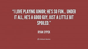 Hes A Player Quotes Tumblr An image of this quote