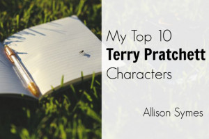 My Top 10 Terry Pratchett Characters