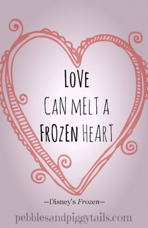 disney quotes from frozen