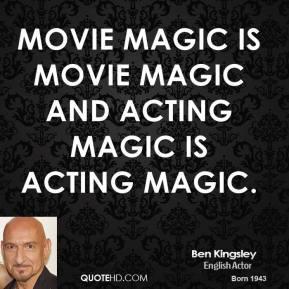 Ben Kingsley Quotes Quotehd
