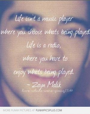 Zayn Malik Funny Quotes