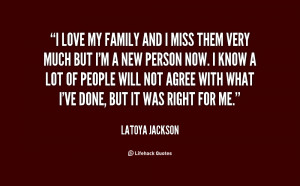 Miss My Family Quotes