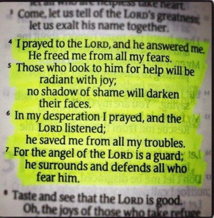 bible verses about worry - Google Search