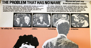 Poster – The Problem That Has No Name: Women and Post-war American ...