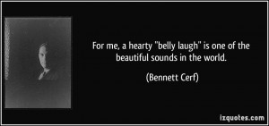 Belly Laugh Quotes