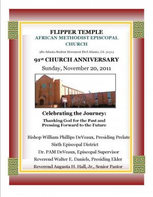 Church Anniversary Bulletins. Church Anniversary Quotes . View ...