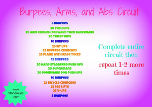 Burpees Quotes Burpees, arms, and abs