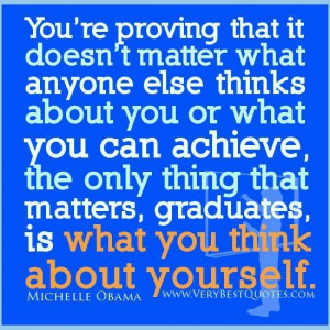 Graduation quotes michelle obama graduation quotes