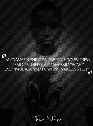 Tech N9ne - Strageulation I