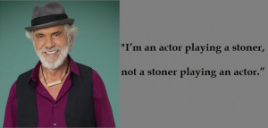 Tommy Chong- Dancing With the Stars