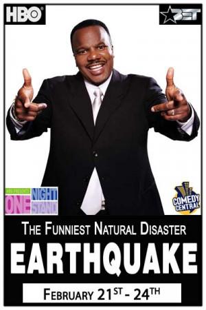 Earthquake Robin Goings Earthquake comedian
