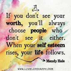 quotes about self esteem | Motivational Quote about Self-Esteem More