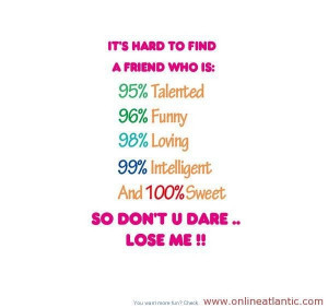 Funny friendship quotes to make you laugh (7)