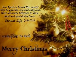 Christmas Scripture