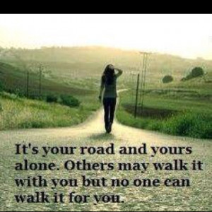 Road of Life..
