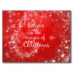 Christmas Quotes Postcards