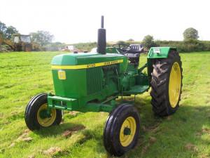John Deere Tractors Tractor