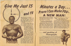Charles Atlas Dynamic Tension