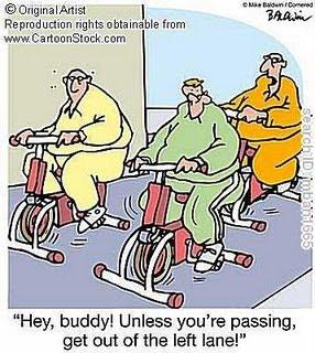 spin class comic