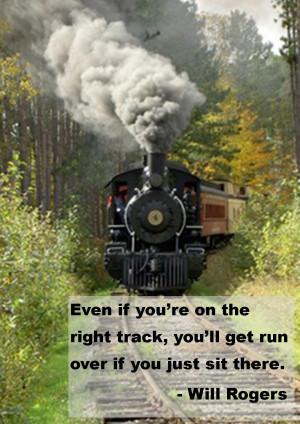 train quote