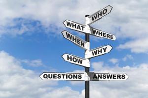 Het stellen van een vraag aan een mediabedrijf via social media ...