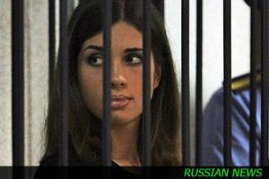 Nadezhda tolokonnikova was hospitalized by