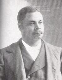 Congressman George H. White born in Rosindale, North Carolina. White ...