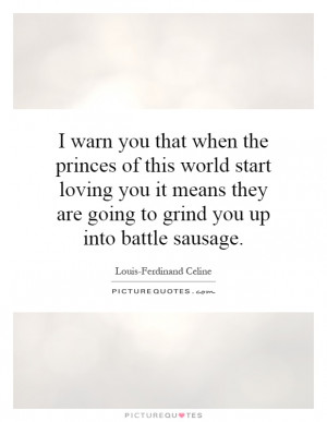 Sausage Quotes