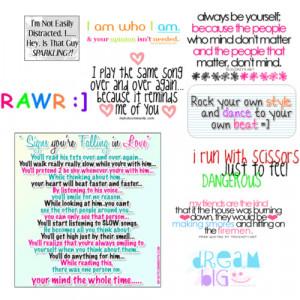 random cute quotes