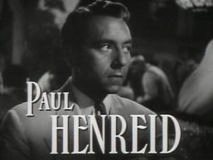 Victor Lazlo ( Paul Henreid ) = Arnold Vosloo