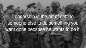 Quotes on Management Leadership style skills Leadership is the art ...