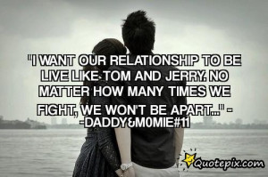 fighting relationship quotes tumblr