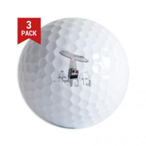 Machine Gifts > Bending Machine Golf Balls > funny cnc machinist ...