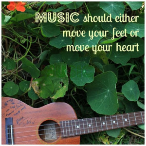 https://www.facebook.com/NaMeleMakana #music #quote #ukulele