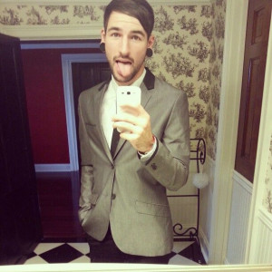 Michael Bohn Lookin Dapper