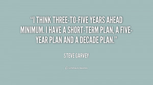 Quotes About Planning Ahead