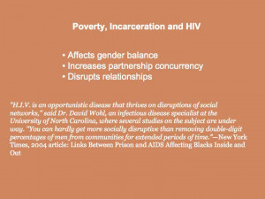HIV and Poverty: A Slide Show