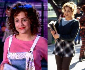 Its been bugging me who she reminded me of...anyone see Clueless?