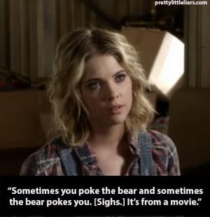 Pretty Little Liars Season 3: Hanna Marin's Funniest Quotes [PHOTOS]