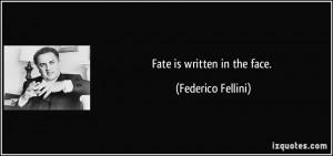 More Federico Fellini Quotes