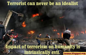 an introduction to the issue of international terrorism