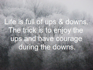 Life-is-full-of-ups-and-downs.-The-trick-is-to-enjoy-the-ups-and-have ...