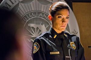 Jennifer Carpenter as Debora Morgan Dexter's sister and Lieutenant
